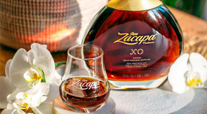 Rum Zacapa da Diageo Spirits Lab.