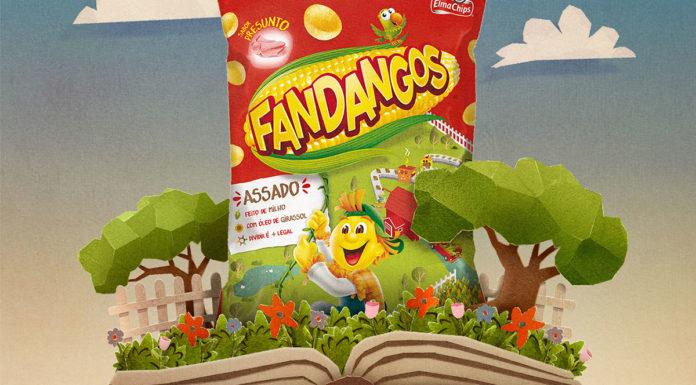 Campanha de 40 anos de Fandangos.
