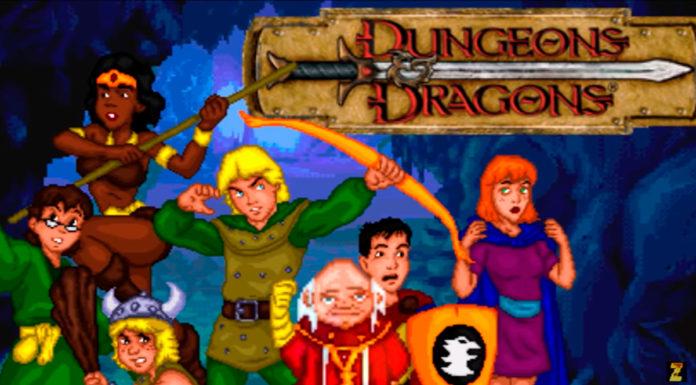 Caverna do Dragão jogo
