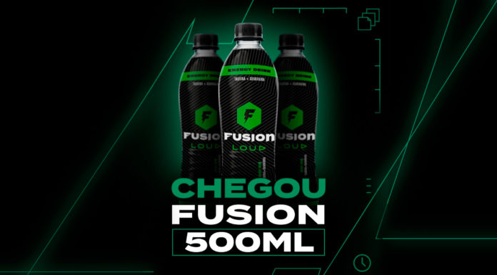 Fusion Energy Drink