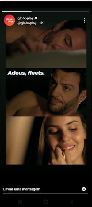 Fim dos Fleets do Globoplay