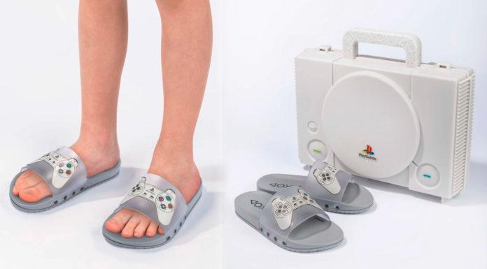 Grendene Kids chinelos PlayStation 1