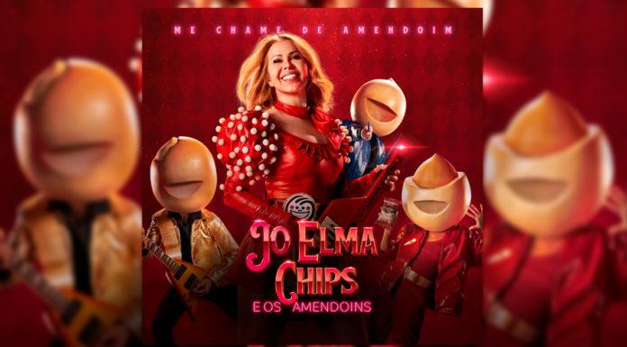 Joelma Elma Chips Amendoim