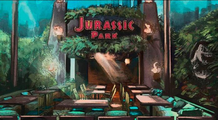 Jurassic Park Burger São Paulo