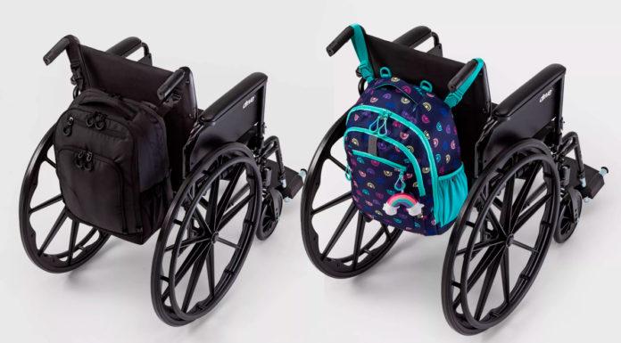 Target lança mochilas inclusivas