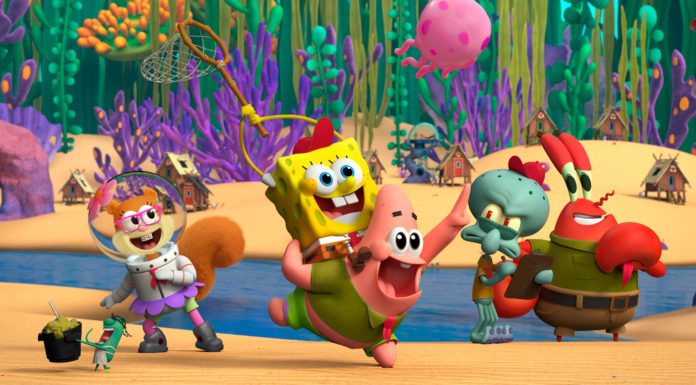 Nickelodeon Bob Esponja