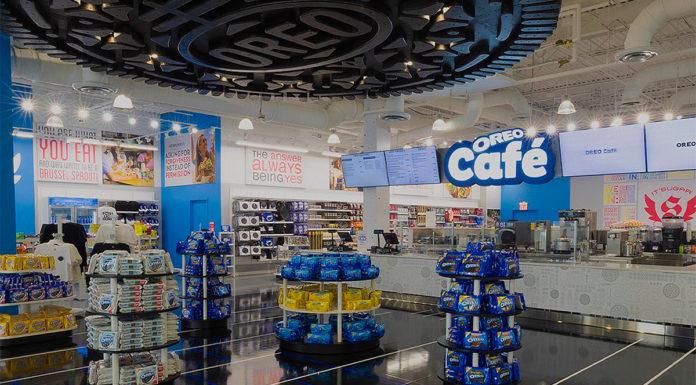 Oreo Café EUA