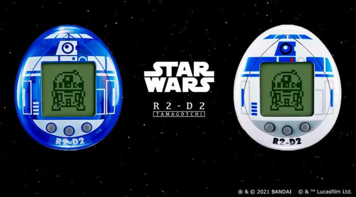 Tamagotchi do R2-D2 de Star Wars