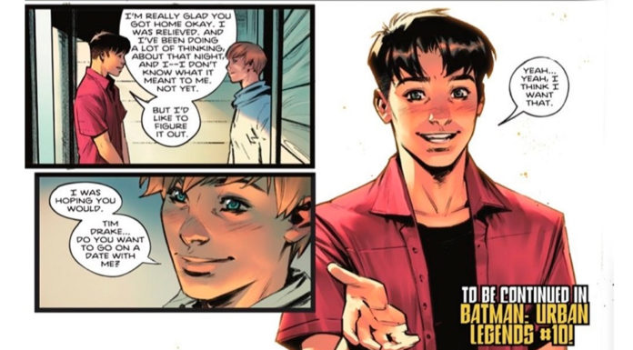 Robin bissexual