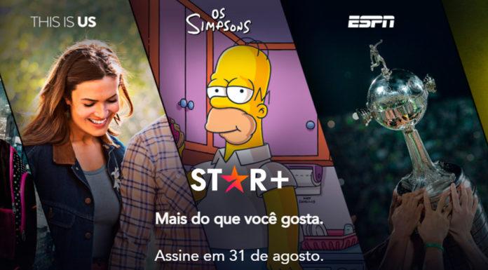 Star+ chega em breve ao Brasil