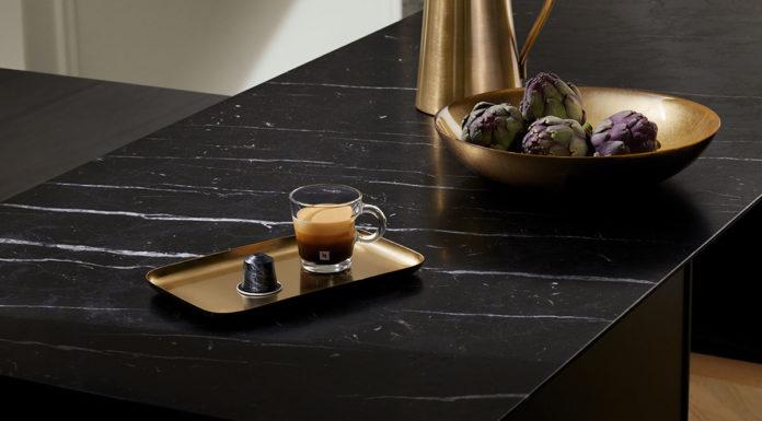 Edição limitada de cafés italianos da Nespresso.