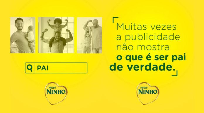 Campanha de Dia dos Pais da Ninho.