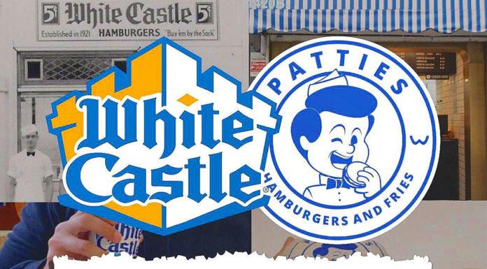 Parceria de Patties com White Castle.