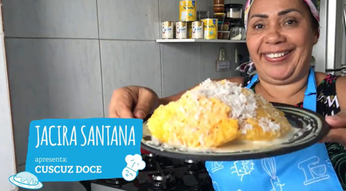 Mãe do Gil do Vigor no Receitas de Família da Nestlé.