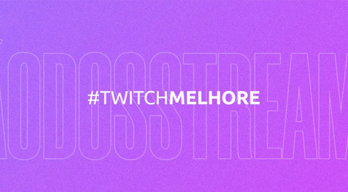 Hashtag Twitch Melhore, do momento de streamers contra da falta de transparência da Twitch.