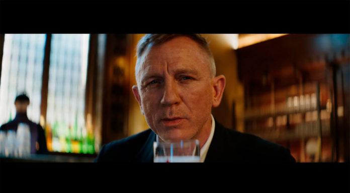 Campanha de Heineken sobre 007 com Daniel Craig.