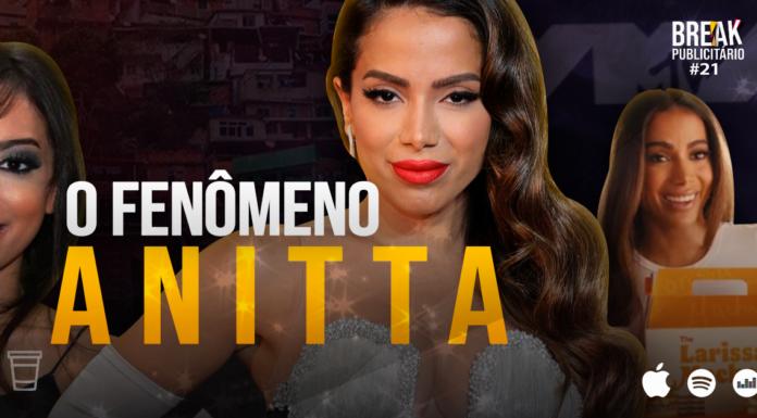 Break Publicitário #21 - Anitta