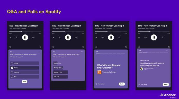 Novos recursos para Podcasts - Spotify e Anchor