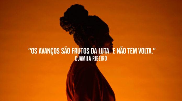 Frase de Djamila Ribeiro para campanha de Johnnie Walker -