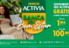 Promoção de cashback da Activia.