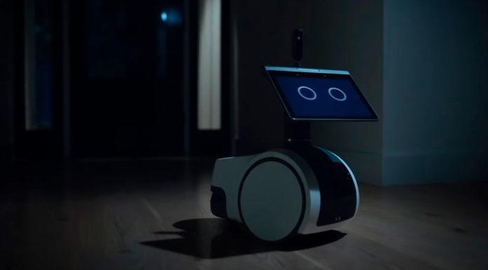 Robô doméstico da Amazon.
