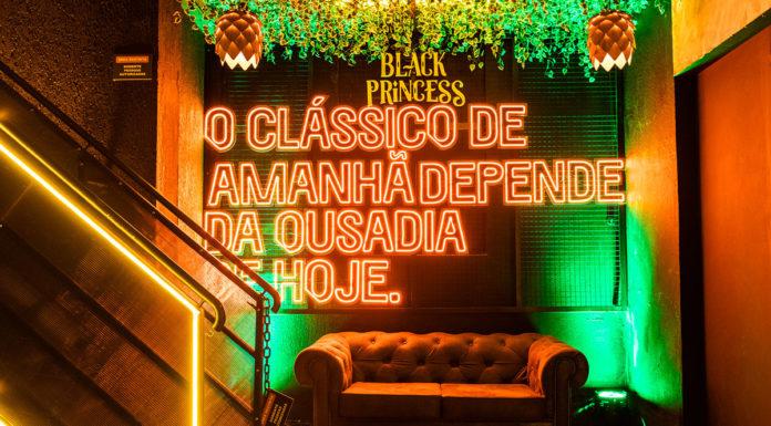Bar da Black Princess.