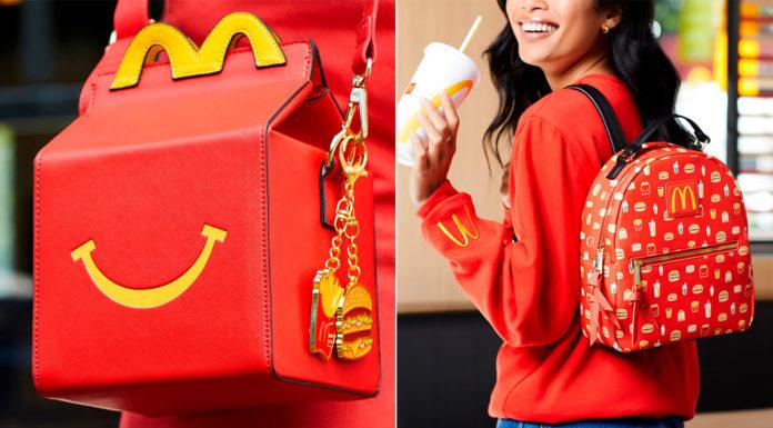 Coleção BoxLunch x McDonald's.