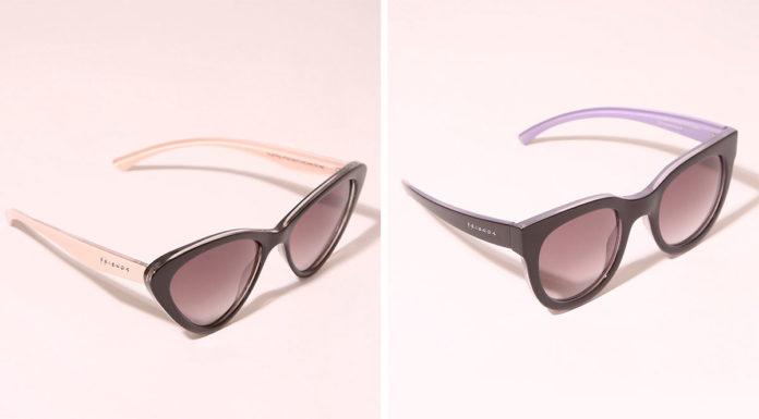Coleção de óculos e relógios de Friends da C&A.
