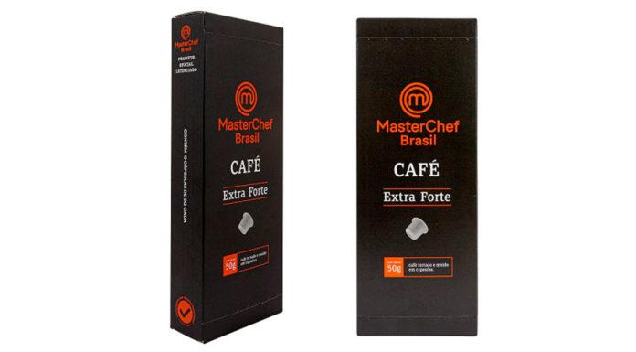 Cafés do MasterChef Brasil.