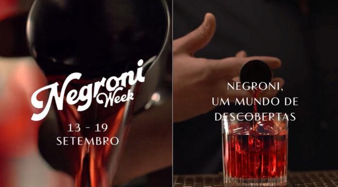 Negroni Week 2021 da Campari.