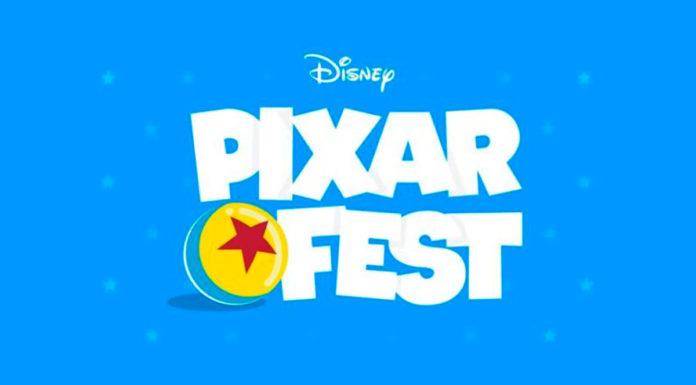 Disney Pixar Fest.
