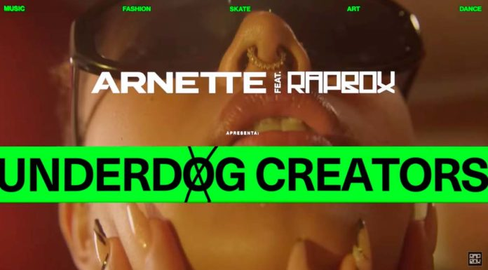 Arnette Projeto Rap