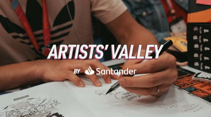 Inscrições abertas Artists' Valley CCXP Worlds 21