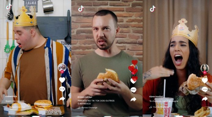 Burger King Furioso Chipotle e Jalapeño