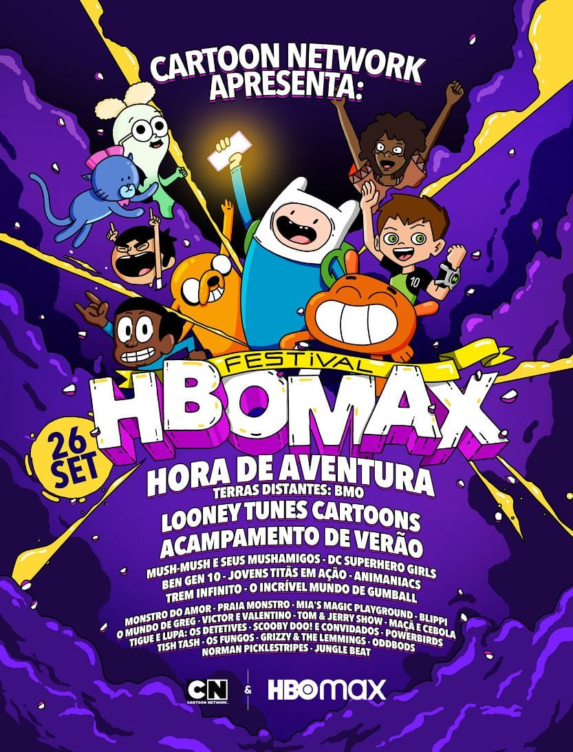 Cartoon Network - HBO Max Festival