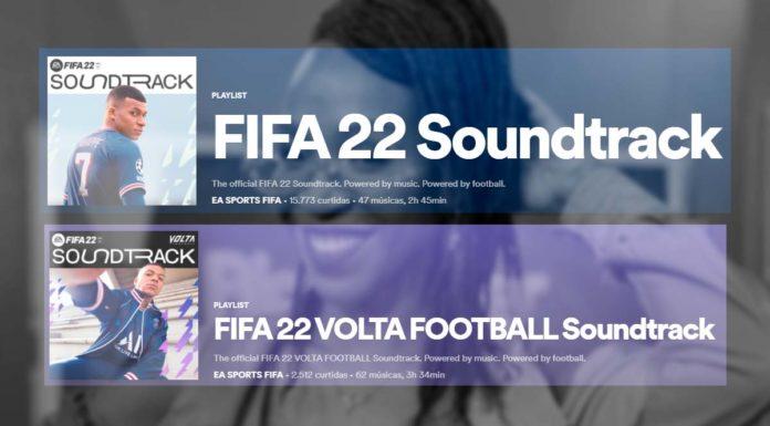 Karol Conká soundtrack FIFA 22