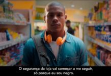 Campanha Governo do Estado da Bahia sobre preconceito