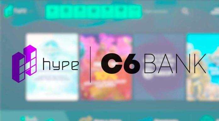 Hype Games em parceria com C6 Bank