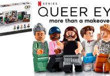 LEGO Queer Eye