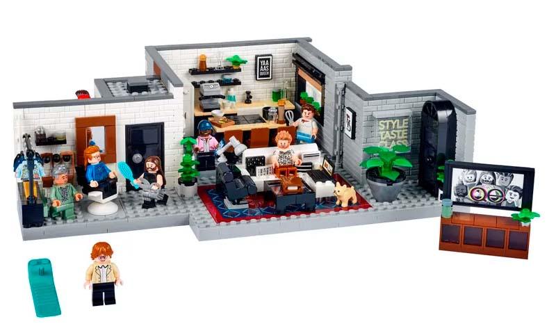 Loft Queer Eye LEGO