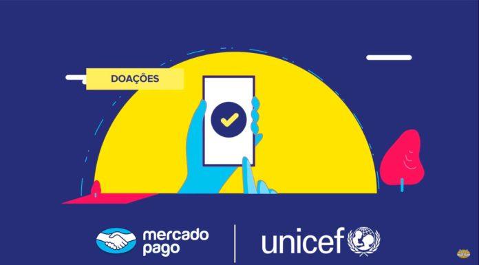 Mercado Pago apoia UNICEF