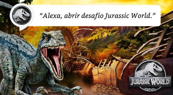 Jurassic World Alexa