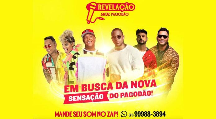 Concurso Revelação Skol Pagodão.