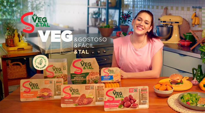 Campanha da Sadia Veg&Tal mostra como é fácil ser veg.