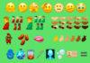 Novos emojis da Unicode.