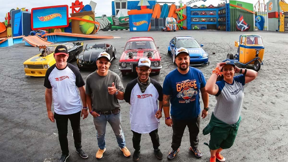 Finalistas Hot Wheels Legends Brasil 2021