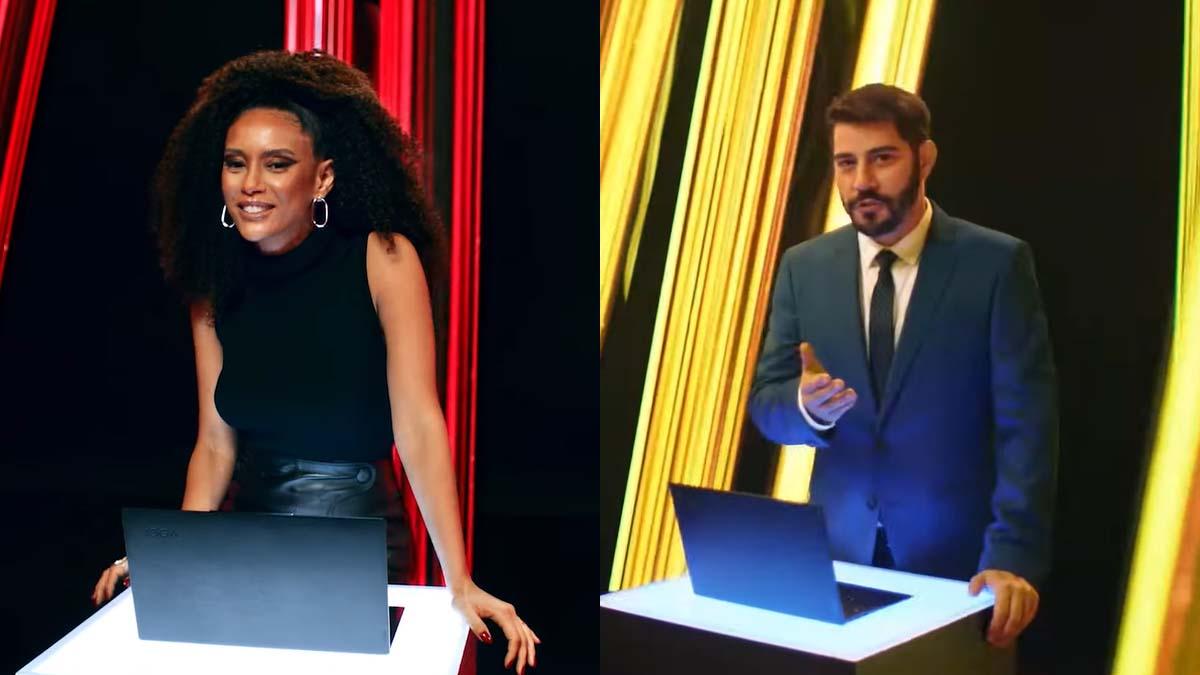 Taís Araujo e Evaristo Costa estrelam campanha da Lenovo